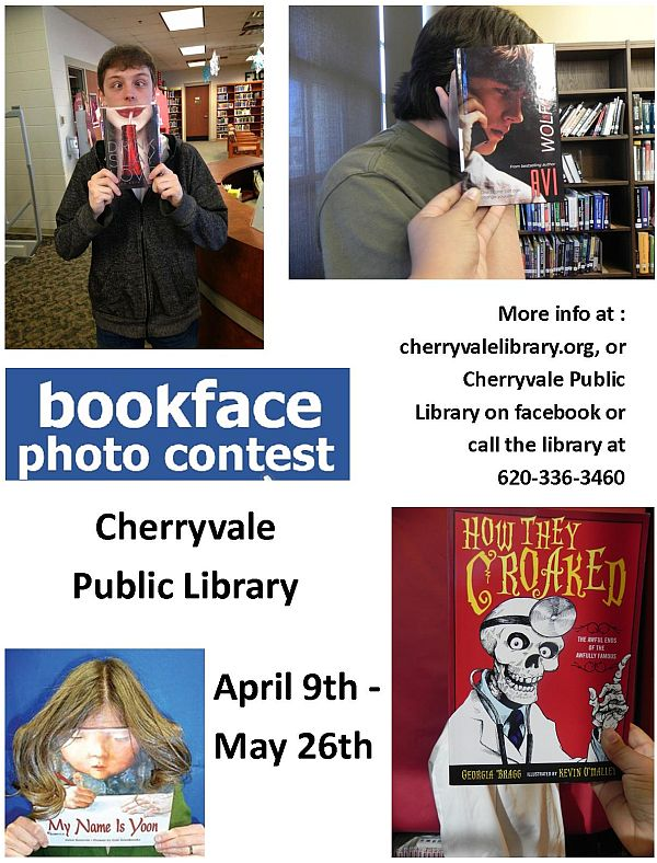 Bookface Photo Contest